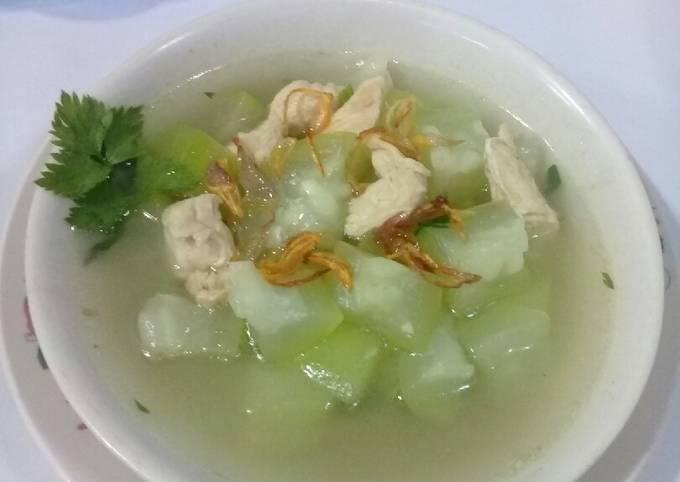 Sup Labu Air
