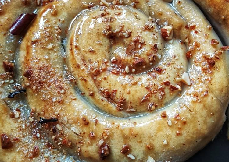 Simple Way to Prepare Homemade Sweet Cypriot Kattimeri