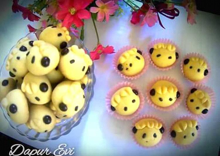 Sheep cookies - cookandrecipe.com
