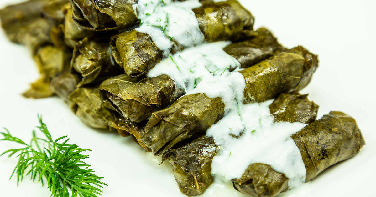 Stuffed Beef In Grape Leaves Armenian Dolma Recipe Recipe By Miqayel Avagyan Cookpad