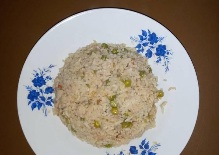 Hearty Comfort Dinner Easy Winter Peas Pilau