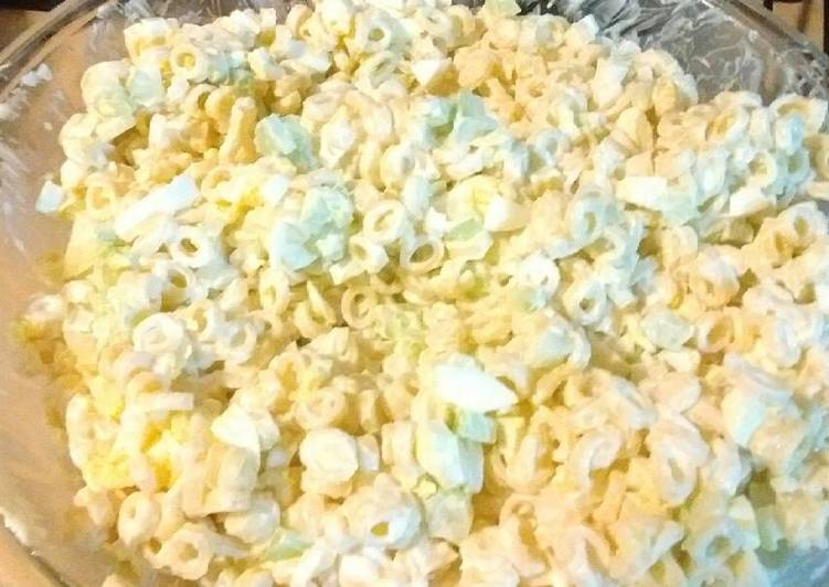 Recipe: Delicious Grandma's Macaroni Salad