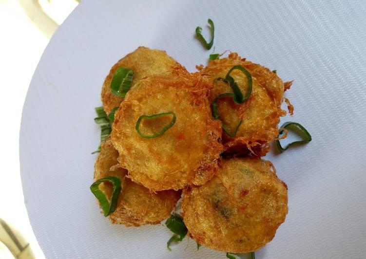 Mashed Irish potato balls