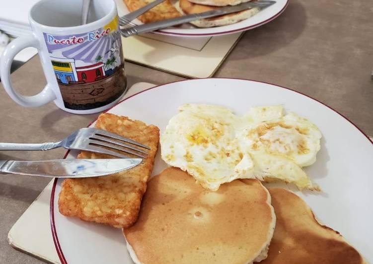 Recipe of Ultimate Pancakes