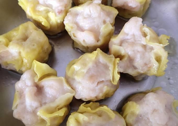 Recipe of Favorite Siomai Snack