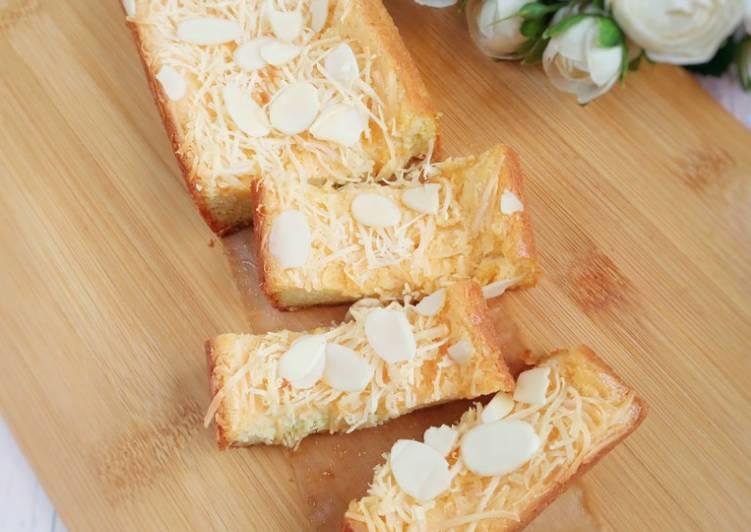Cara mudah membuat Mango chesee cake DEBM