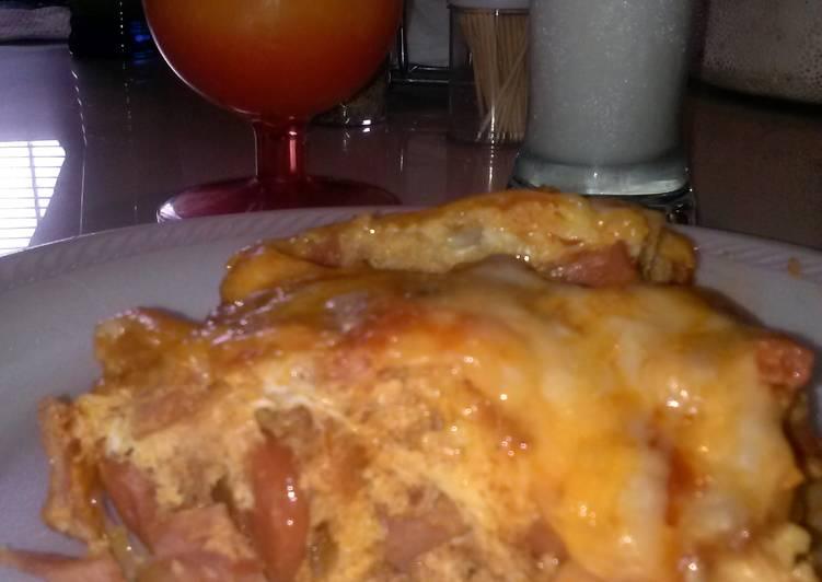 Recipe of Speedy mexican casserole