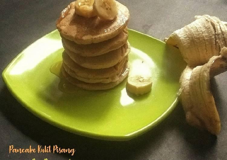 Pancake Kulit Pisang