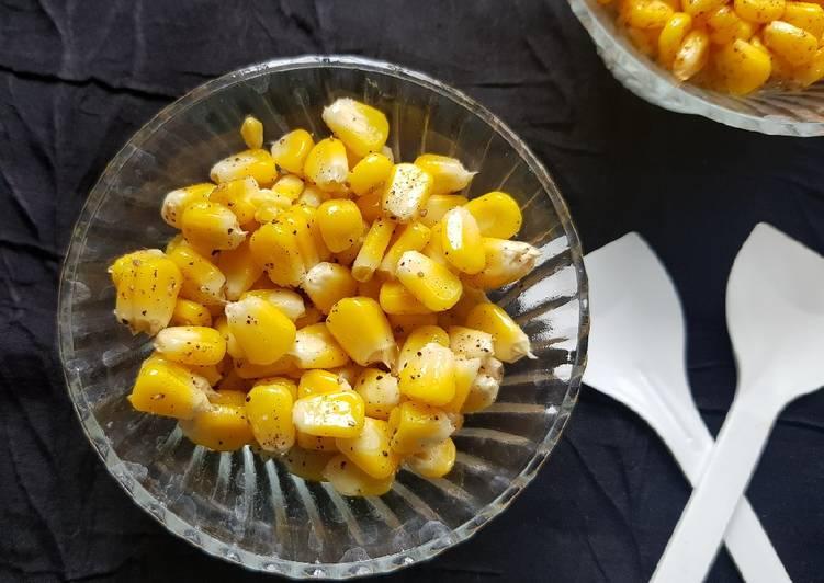 Butter Pepper Corn