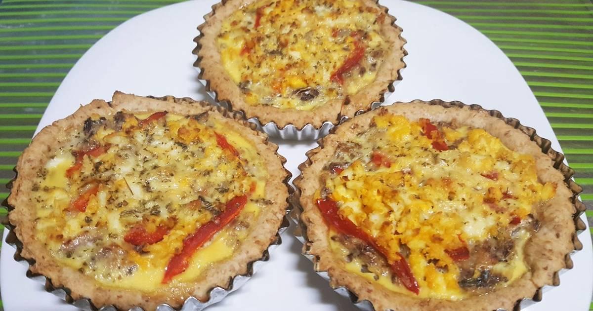 Tarta de sardinas Receta de Stella M- Cookpad