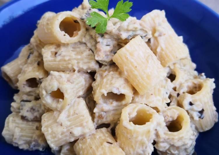 Pasta con le melanzane (ricetta Bimby)