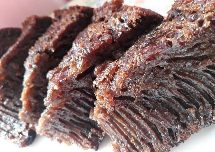 resep mengolah Bolu caramel rais cooker - Sajian Dapur Bunda
