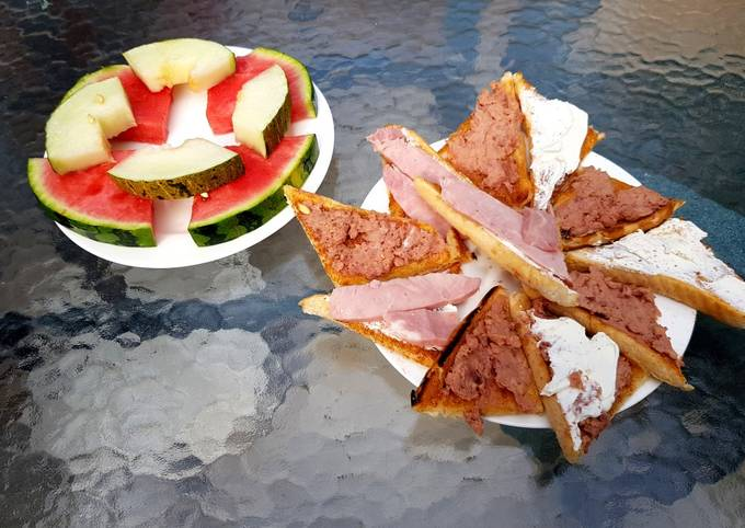 How to Prepare Quick Afternoon snacks