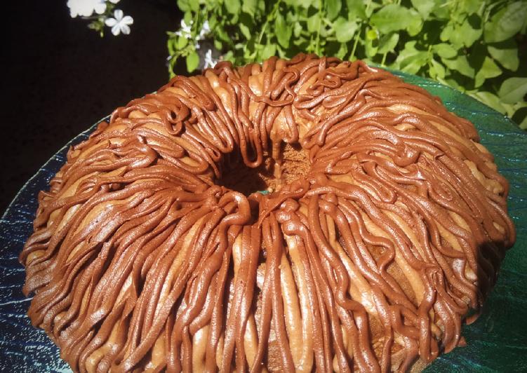 Comment faire Préparer Parfait Cake gourmand ❤