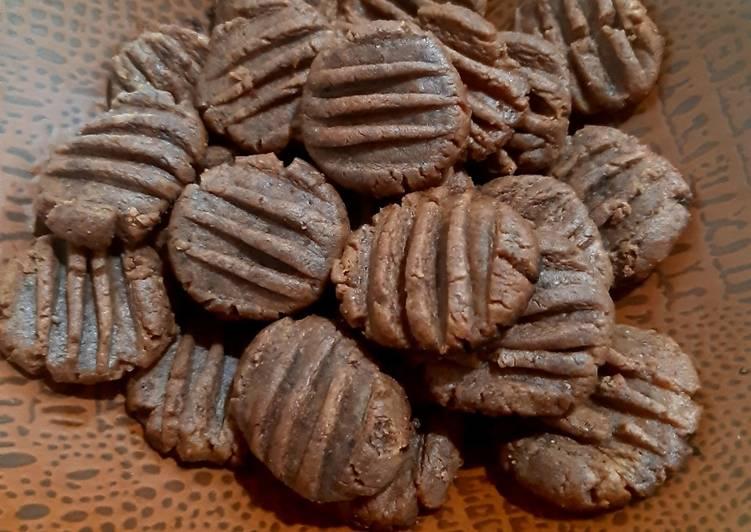 Cookies Coklat Milo