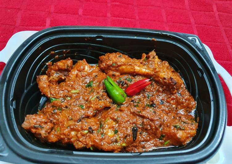 Recipe of Homemade Kasoori Malai Chicken
