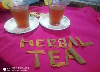 How to Prepare Delicious HERBAL TEA DETOX its good for health and weight loss