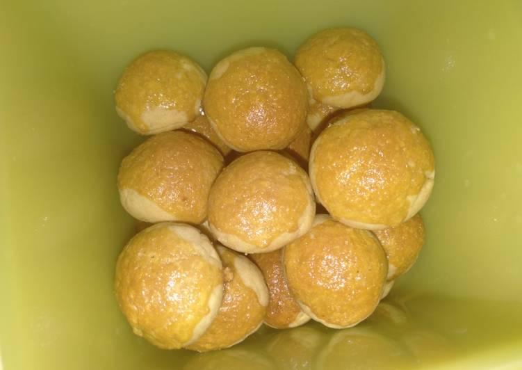 Nastar Lembut Tanpa Butter - cookandrecipe.com