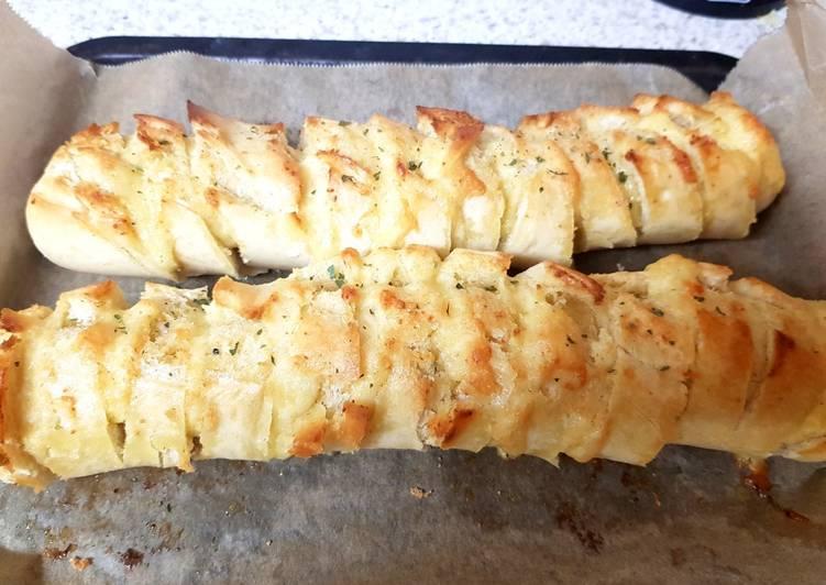 My Garlic Cheese Bread. 😘