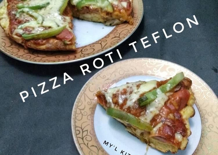 Pizza Roti Teflon