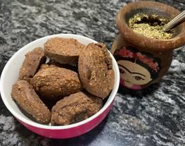 Muffins de almendras sin gluten