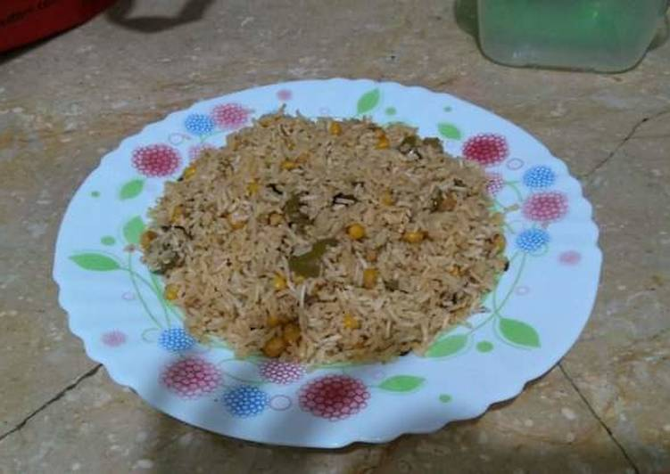 Learn How to Elevate Your Mood with Food Corn Pulao
