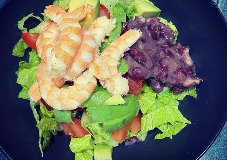 Les Meilleures Recettes de Salade fraîche 😁😁😁