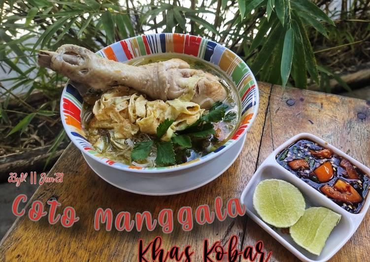 Coto Manggala (KhasKobar) #Week32