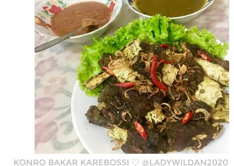 Konro Bakar Karebossi a.k.a Iga Bakar khas Makassar
