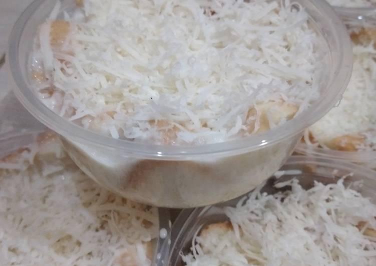 Stuff Roti Keju