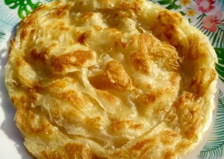 resepi roti canai mudah  membuat roti canai  lembut sedap  enak dijamin sedap chef Resepi Roti Canai Lembut Sukatan Cawan Enak dan Mudah