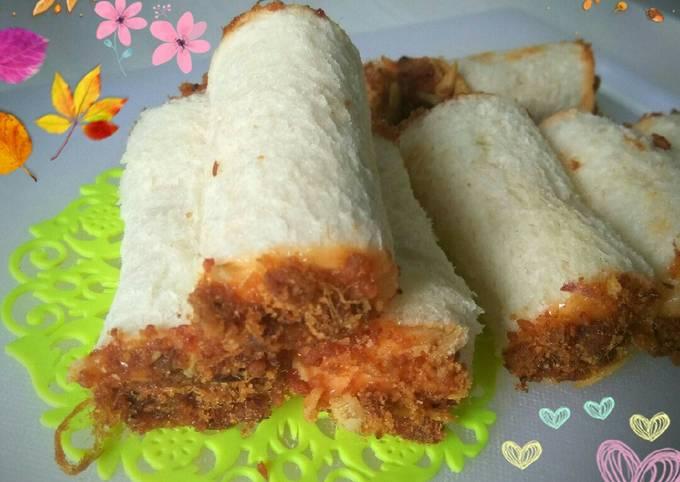 Resep Roti Abon Mayo, Menggugah Selera