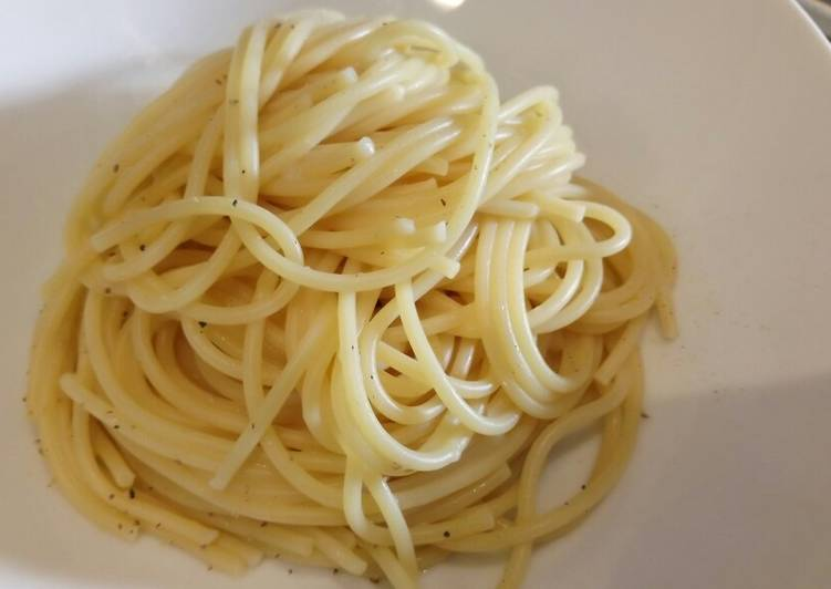 Easiest Way to Cook Perfect Spaghetti Cacio e Pepe