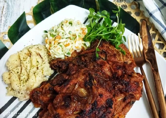 Korean Grilled Lamb Chop