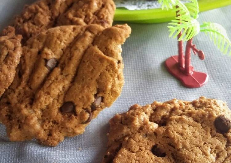 Goodtime Cookies with Palm Sugar - cookandrecipe.com