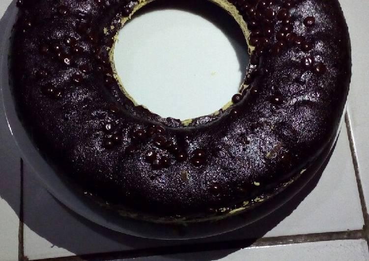 Brownies coklat baking pan