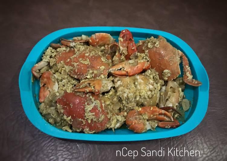 Kepiting Saus Singapore  (Chilli Crab)