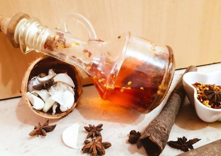 How to Prepare Favorite Chilli Oil