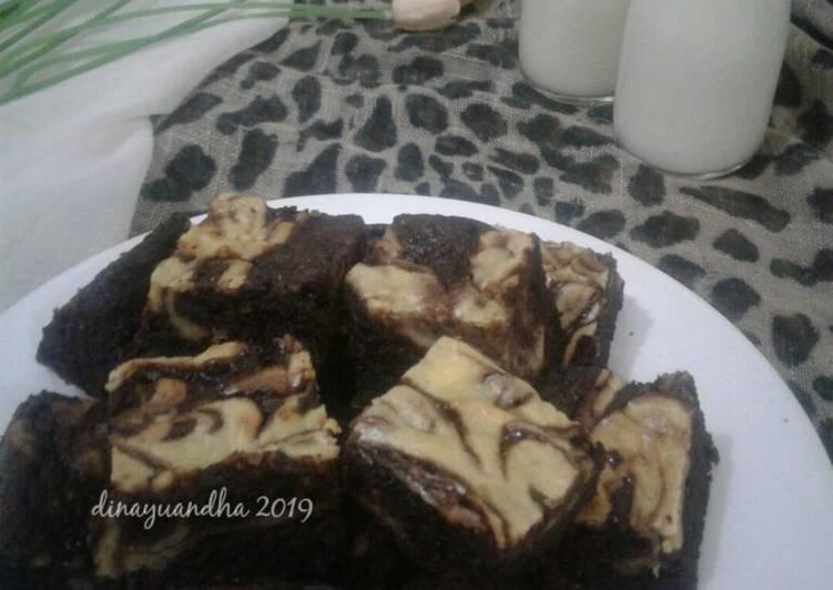Brownies Cream Cheese