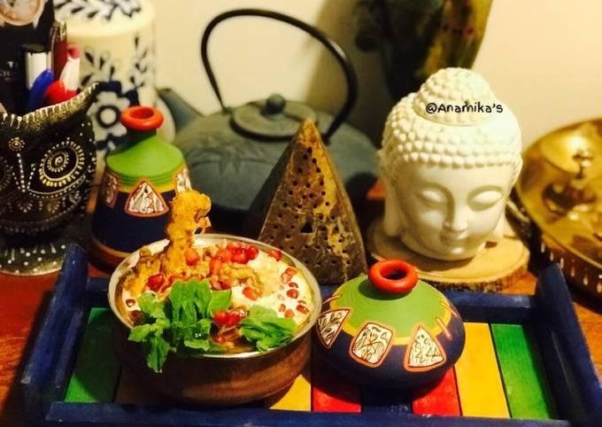 One Pot Dahi Pepper Chicken NO OIL