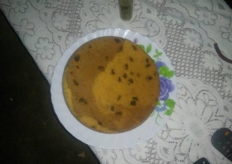 Recipe of Award-winning Fruit cake(mawe tatu)