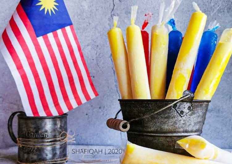 Aiscream Malaysia jagung - resepipouler.com