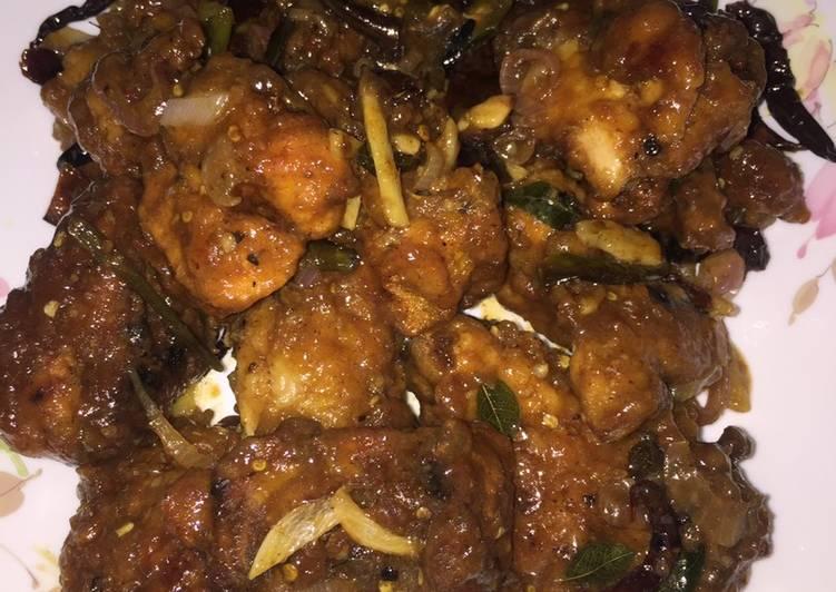 Ayam Goreng Masam Manis - velavinkabakery.com