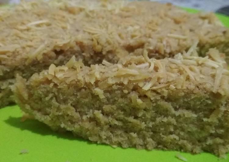 resep masak Bolu Jadul 2 telur ala Mamai - Sajian Dapur Bunda