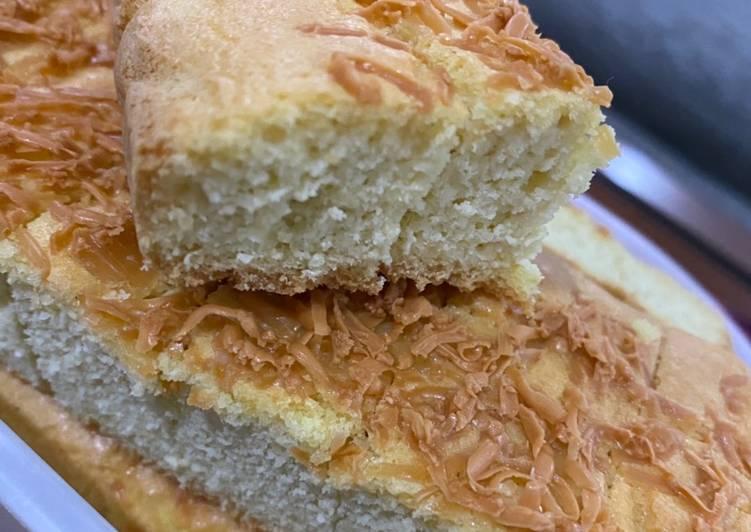 Bolu Almond Cheese Keto