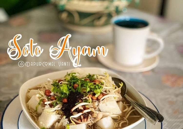 Kuah Soto Ayam - velavinkabakery.com