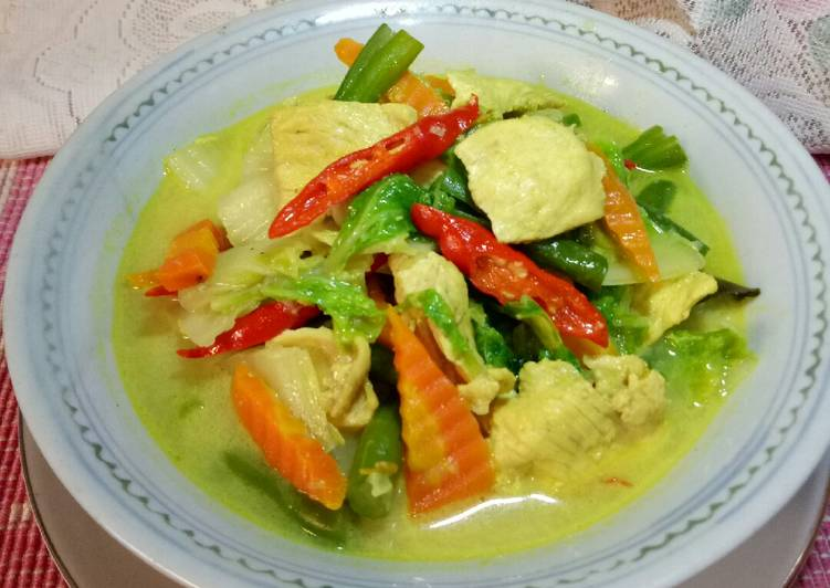 132. Kare ayam sayuran - cookandrecipe.com