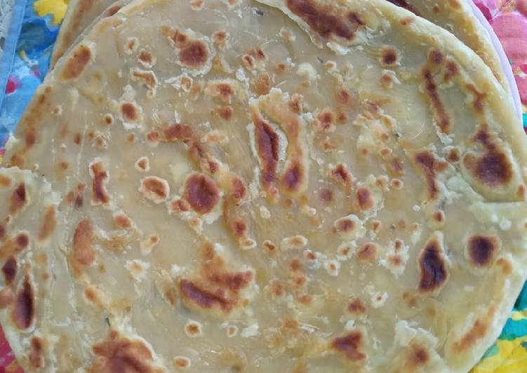 Use Food to Boost Your Mood Onion chapatis