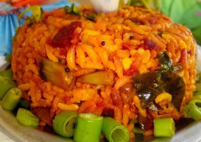 Yummy veg rice