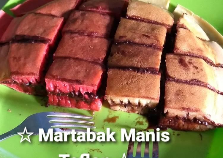 033. Martabak Manis Teflon - cookandrecipe.com